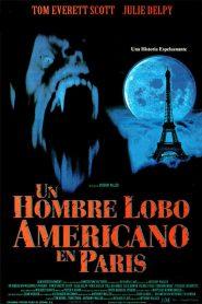 Un hombre lobo americano en París