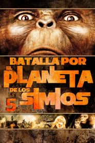 La conquista del planeta de los simios