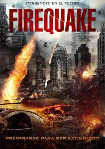 Terremoto en el fuego